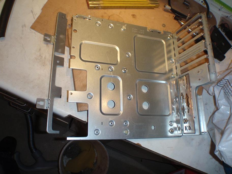 Multimedia-Truhe PC-Gehäusekomponenten