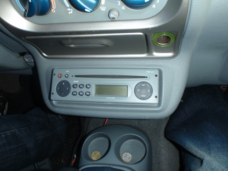 Renault Twingo original Autoradio