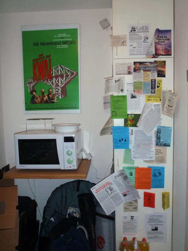 Privileg 1029 HGE in meiner alten Wohnung