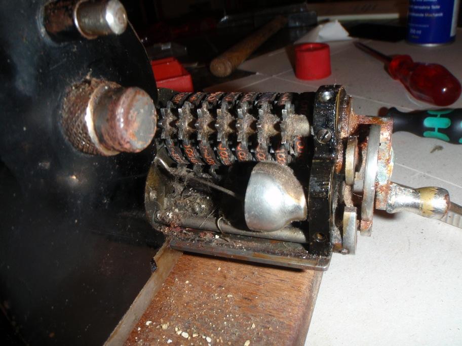 Glockenmechanik