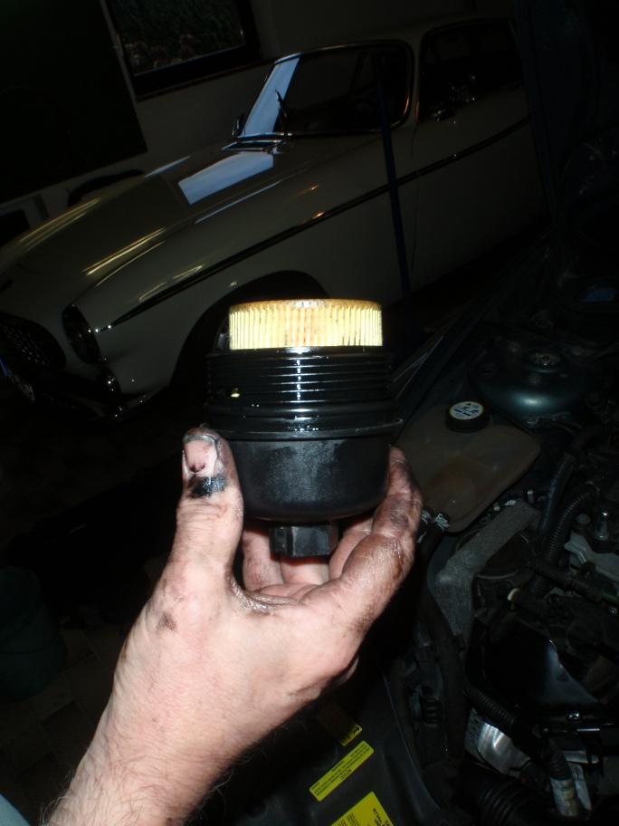 Neuer Ölfilter