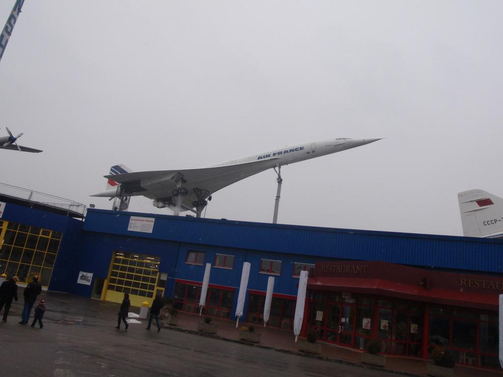 Technik Museum Sinsheim Concorde