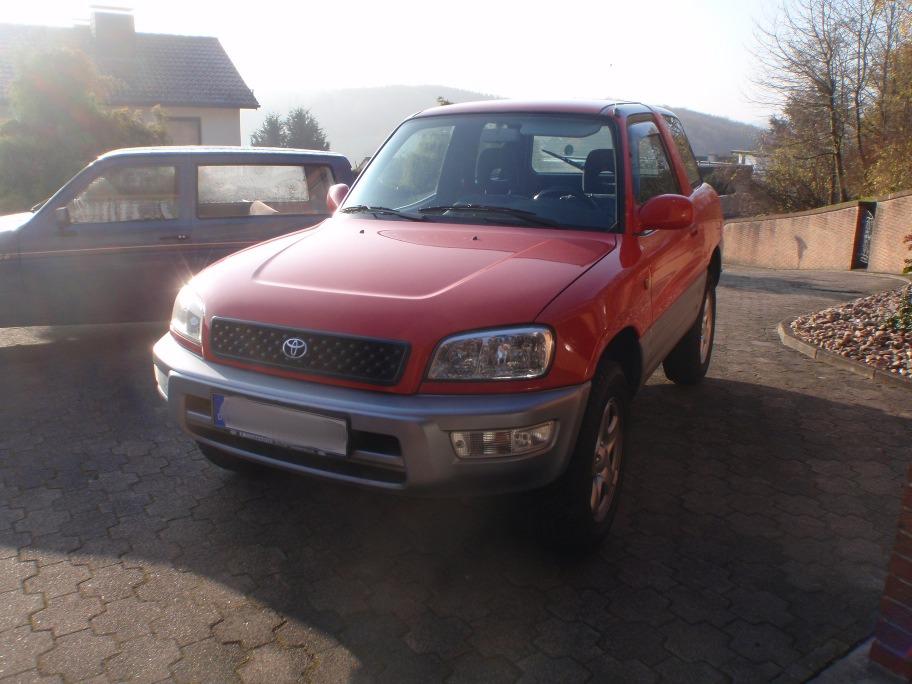 Toyota RAV 4 Front