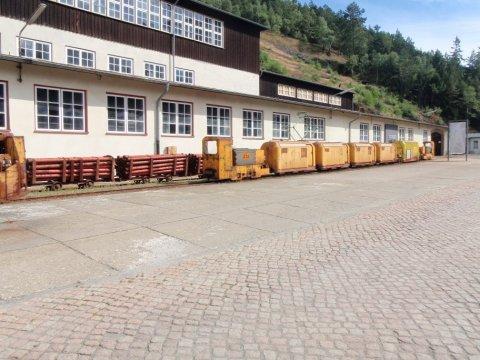 Grubenbahn