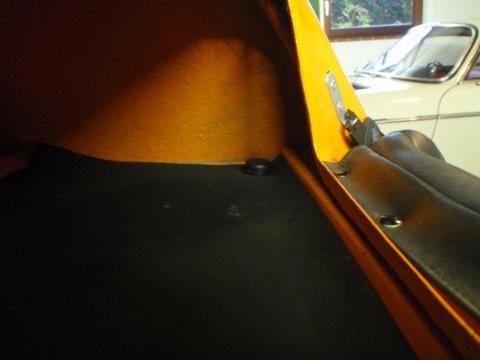 Steckdose eingebaut