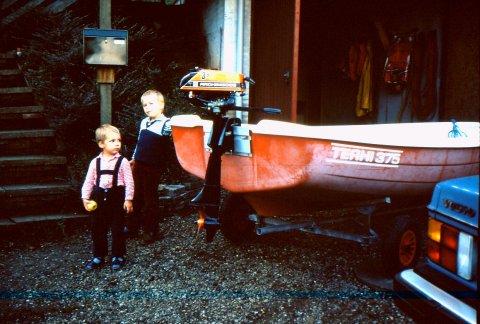 1985 Herbst Hvidbjerg-Dänemark 74