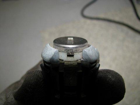 Schließzylinder Abdeckung