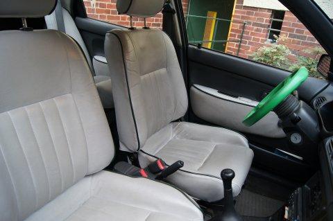 Mazda 121 Ginza Interior