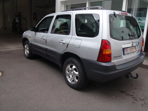 Mazda Tribute hinten links