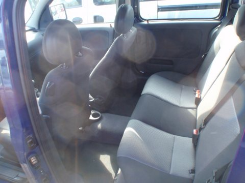 Innenraum Sitze hinten