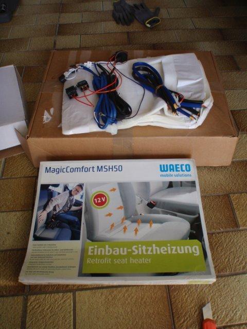 Waeco MagicComfort MSH50