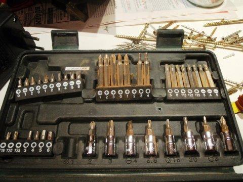 Von Atze verschenkter Werkzeugkasten