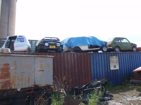 Markos alte Autos