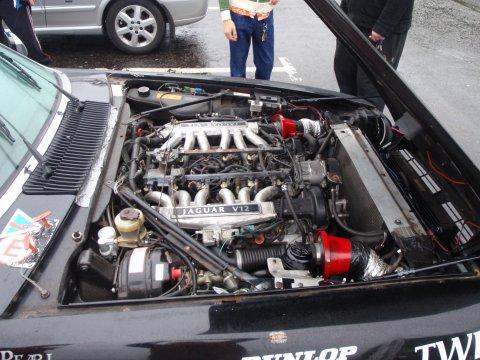V12 der Black Pearl