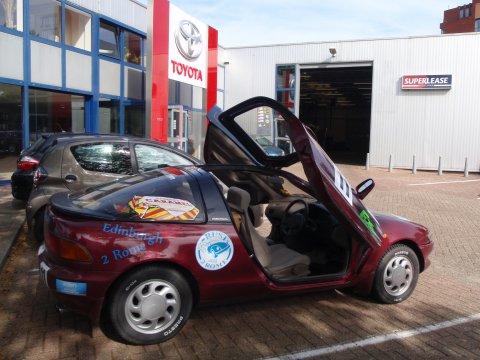 Toyota Digo Delft
