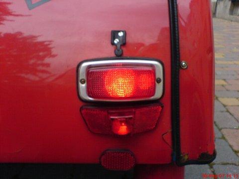 LED-Rücklichter Vergleichstest 007 LED Brems-und Rücklicht