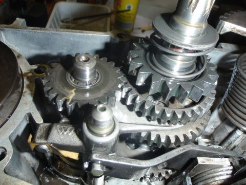 M53-11AR Getriebe 3