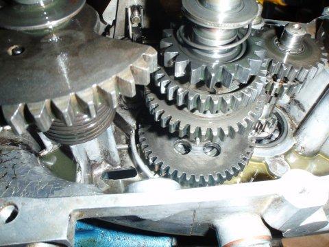 M53-11AR Getriebe 5