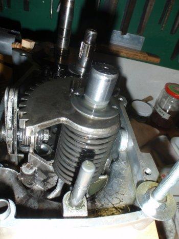 M53-11AR Getriebe 6