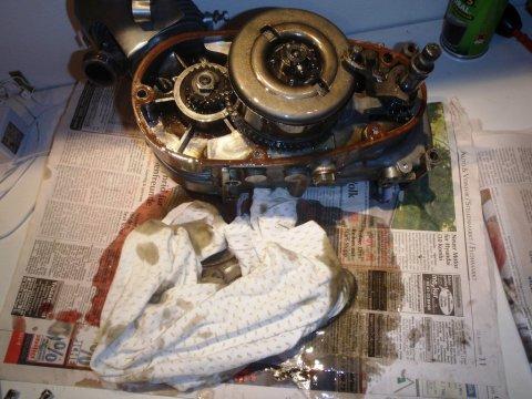 M53/11AR Motor Kupplung