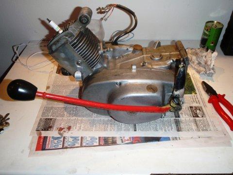 M53/11AR Motor