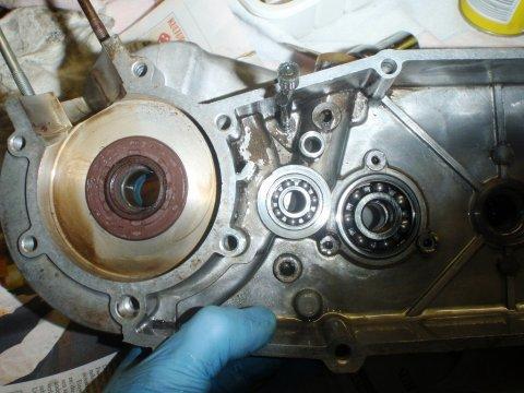 M53-11AR Motorhälfte Kupplung