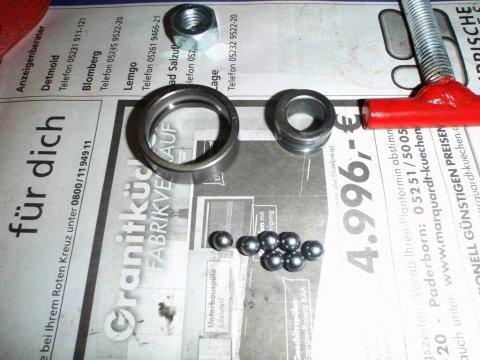 Simson Duo 4-1 M53 Getriebe