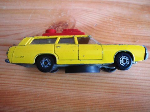 Matchbox Commuter