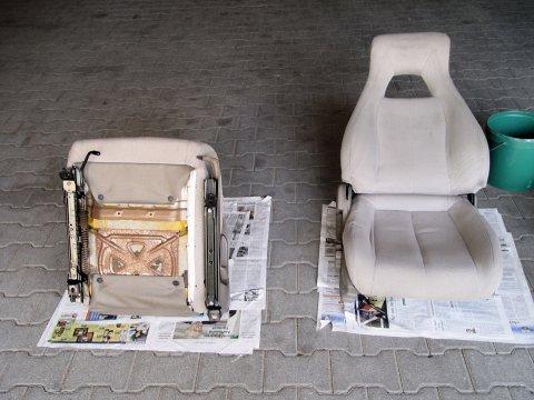 Toyota Sera Seats
