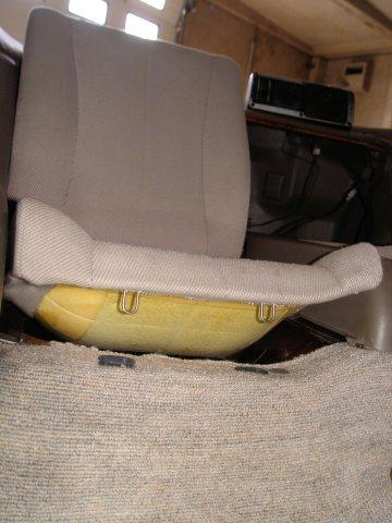 Lower Seat Cushion