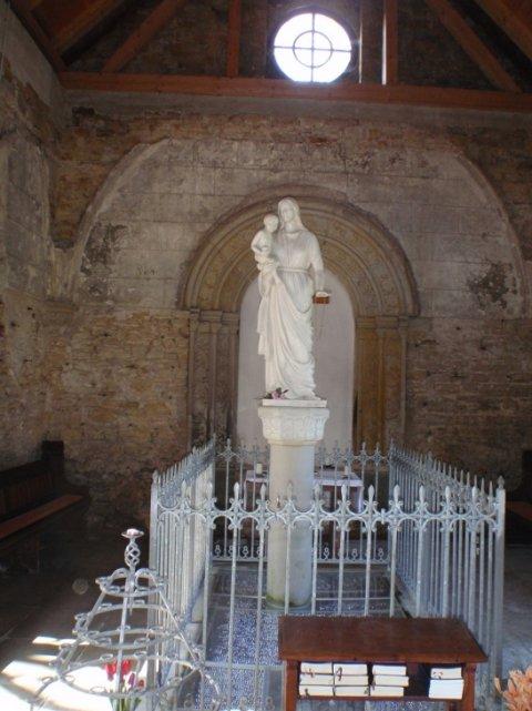 Kappelle der Marienquelle