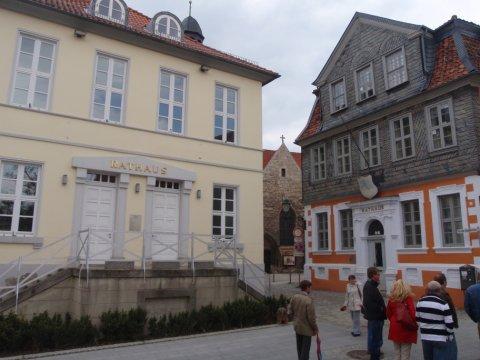 doppeltes Rathaus Königslutter