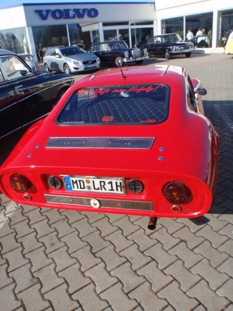 Melkus RS 1000 Heck