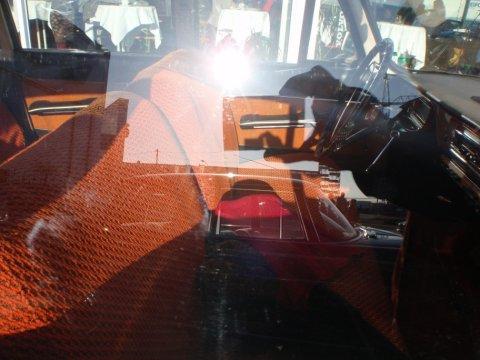Tatra 603 Innenraum