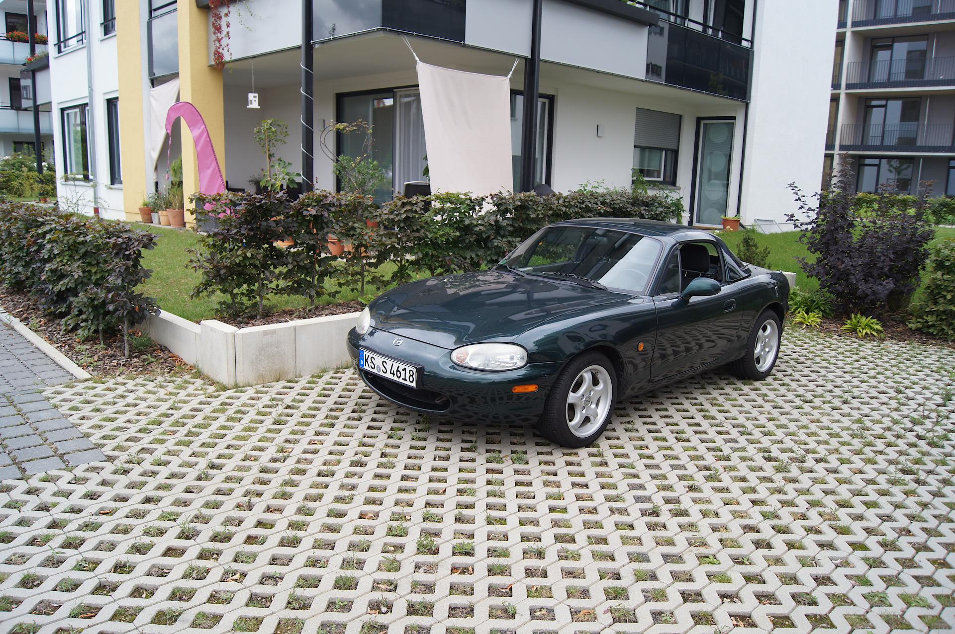 1998 Mazda MX-5