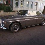 Rover P5B – Der Rolls-Royce des kleinen Mannes