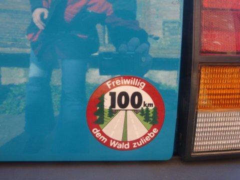 Freiwillig 100