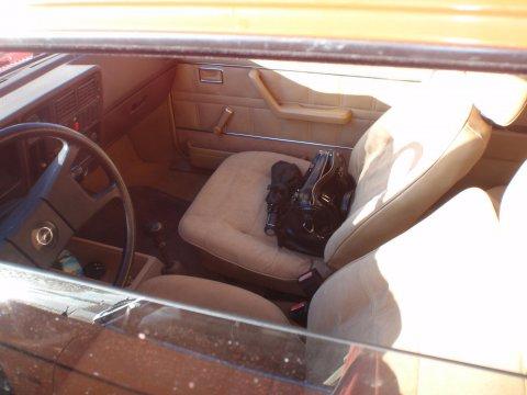 Opel Kadett D Innenraum
