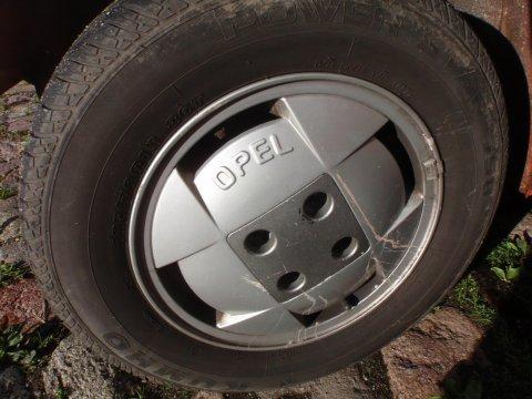 Opel Kadett Felge