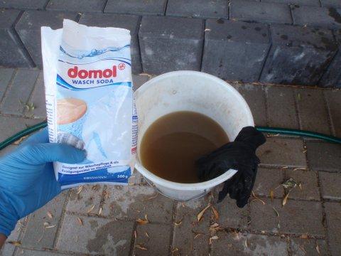 Wasch-Soda