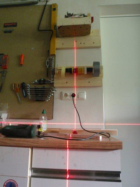 Bosch Quigo Laserkreuz