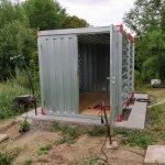 Container-Ingo I
