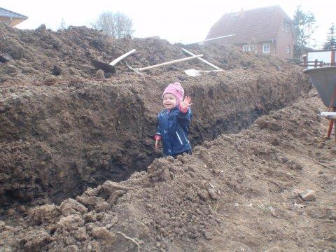 Schräubchen in der Grube