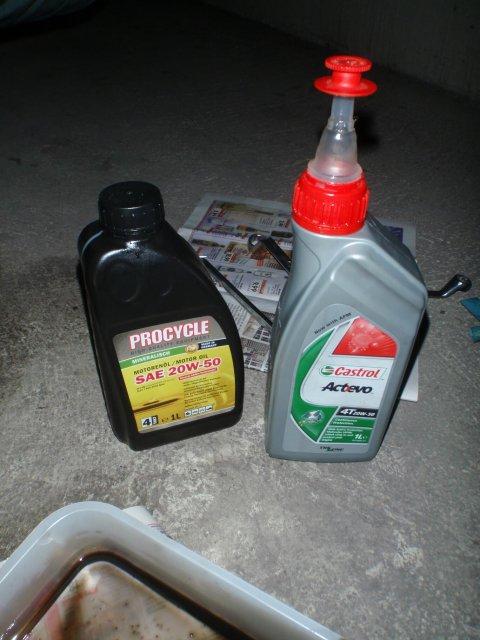 Ölsorten