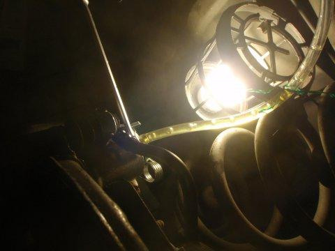 Opel Combo | Bremsanlage hinten | Luftblasen