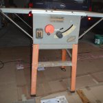 Einhell 15/250 UV Tischkreissäge