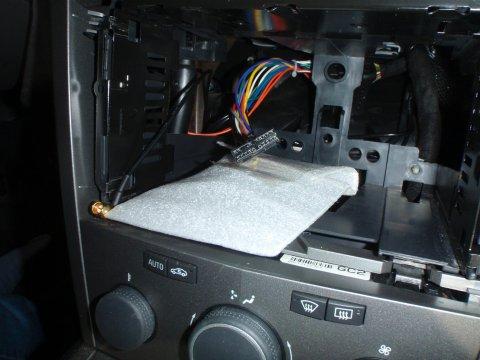 Opel-Adapter-Box verpackt