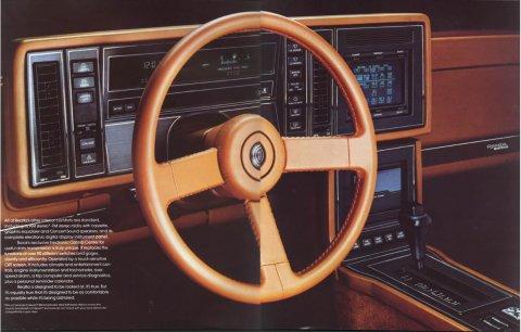 Buick Reatta Armaturenbrett