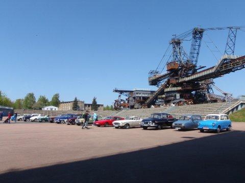 Autos vor Gemini 2
