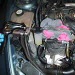 Filtertauschtour II – Der Dieselfilter